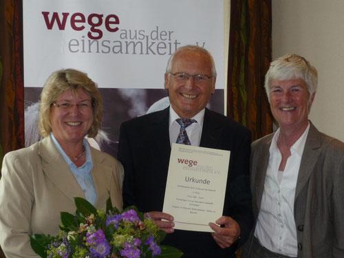 """3. Platz - Freiwilligen Forum Niendorf-Lokstedt-Schnelsen - Projekt """"Treffpunkt Wohnzimmer - Kultur zu Besuch"""""""