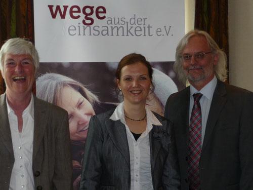 """4. Platz - AWO Nürnberg - Projekt  """"Über Brücken kannst Du gehen"""" - Begleitung von an Demenz erkrankten Menschen mit russischsprachigem Migrationshintergrund"""
