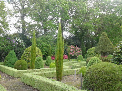 Le jardin botanique des Montagnes Noires, à Spezet