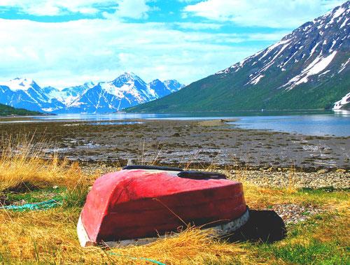 Kvennangen-Fjord