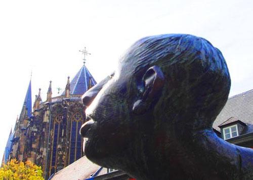 der Domschatz in Aachen wurde bereits 1978 in die Welt-Kulturerbeliste der UNESCO aufgenommen
