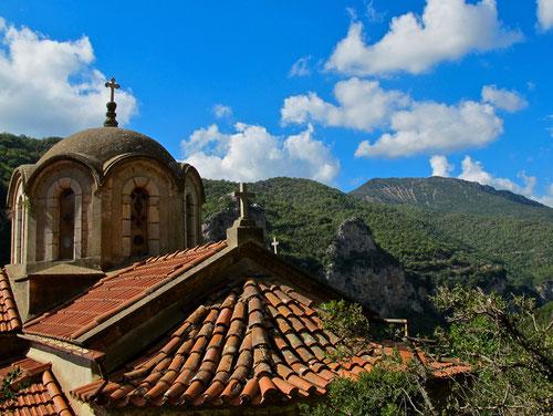 Klosterkirche von Moni Agiou