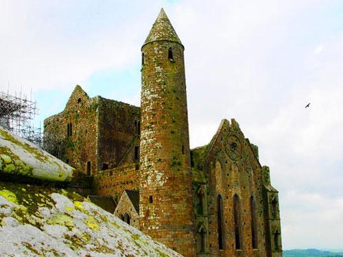 Rundturm und Kathedrale (Nordansicht)