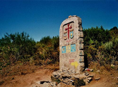 an der Grenze zu Galizien