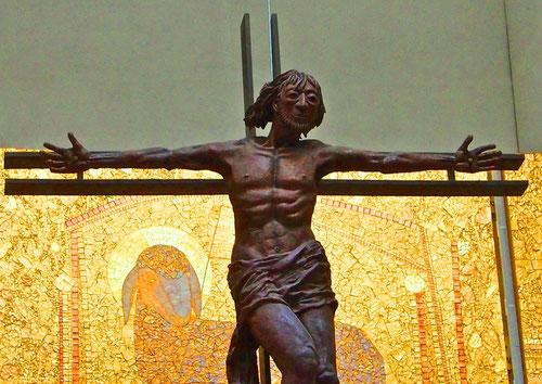 umstritten ist diese wunderbare Christus-Darstellung