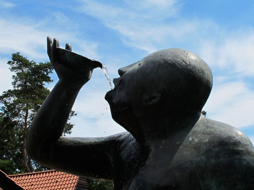 Skulptur von Berhard Hoetger