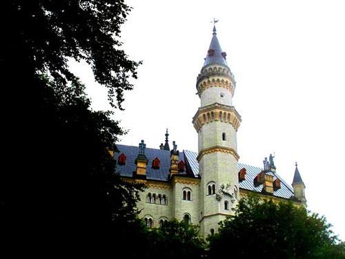 eine Märchen-Architektur die weltweit Touristen begeistert