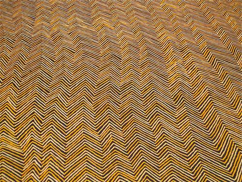 Arbeit einer australischen Aborigines-Künstlerin