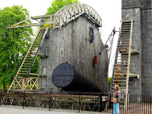 die Sternwarte von 1812 - Unesco Kulturerbe