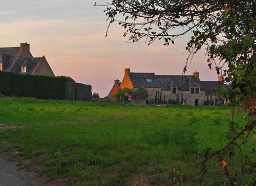 bretonische Landhäuser mit traumhaften Meeresblick