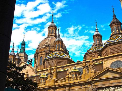 Basilika Virgin del Pilar