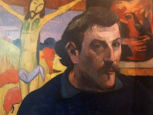 Paul Gauguin - vor seiner Abreise in die Südsee nach Tahiti