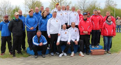 Team NRW holt Silber beim Senioren-Cup in Olching