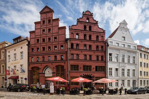 Tolles Bild eines tollen Hotels in Mitten einer tollen Weltkulturerbestätte