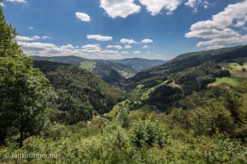 Südschwarzwald bei Todtau