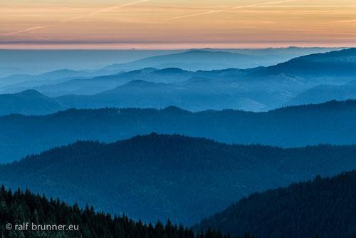 Gucksdu: vom Hochblauen über den Südschwarzwald