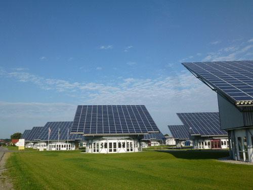 Solaranlage Solarpark Option Beteiligung Finanzierung