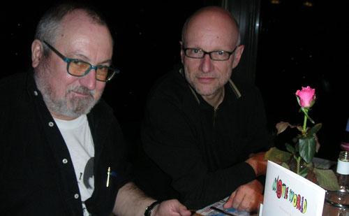 Clemens Klofpenstein, Rolf Leuenberger