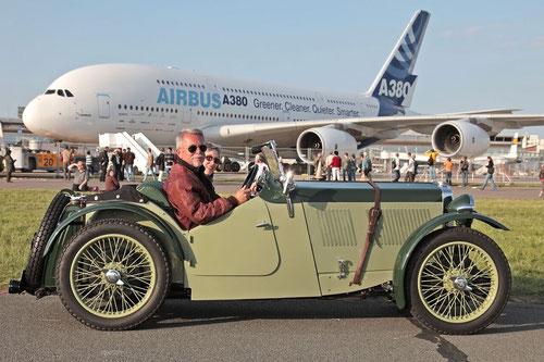 Bild: 100 Jahre Flughafen Bremen am 20.05.2009