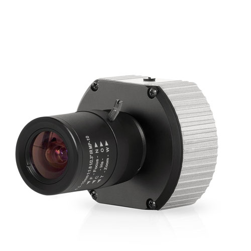 MegaVideo® Compact von Arecont Vision, presented by SafeTech