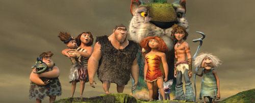 La première famille de l'histoire de l'humanité (©20th Century Fox)