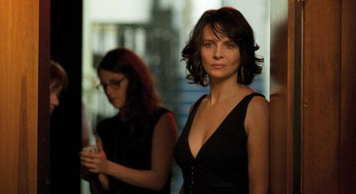 Juliette Binoche est époustouflante dans ce film (©Carole Bethuel/Les Films du Losange)