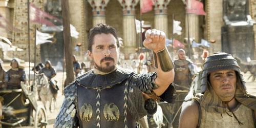 Avant sa traversée du désert, Moïse étant un chef militaire de l'armée du pharaon (©20th Century Fox).