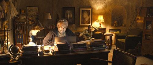 Haluk Bilginer, acteur principal du film (©Nuri Bilge Ceylan/Memento Films)