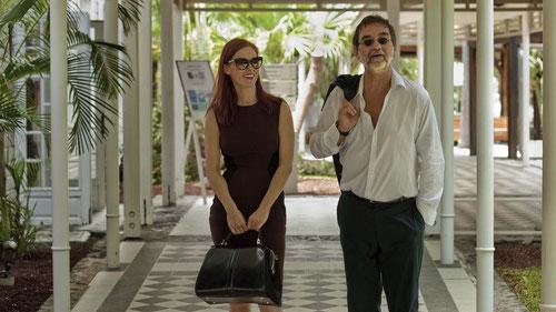Audrey Fleurot et Olivier Marchal, vrai ou faux couple? (©Rezo Distribution)