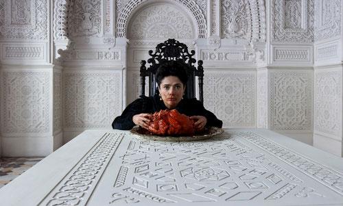 """Salma Hayek vient d'être élue l'actrice """"la plus hot de la décennie"""". Mais pas pour ce film. (©Le Pacte)"""
