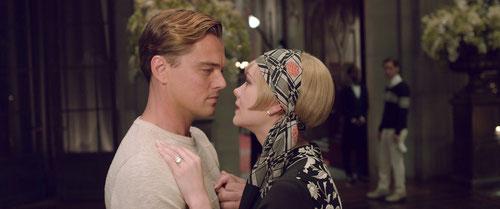 Leonardo DiCaprio et Carey Mulligan (©Warner Bros.)