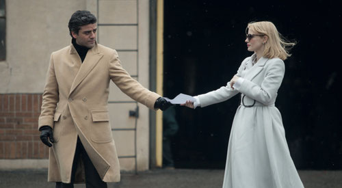 Oscar Isaac et Jessica Chastain (©StudioCanal)