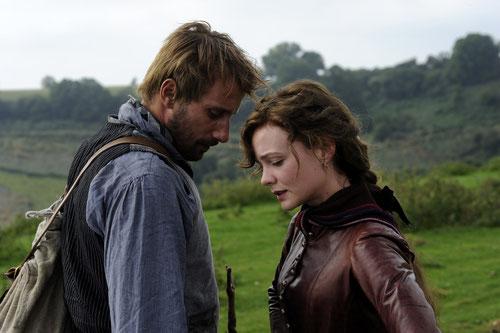 Matthias Schoenaerts et Carey Mulligan: alors, ils s'aiment, ou pas? (©20th Century Fox)