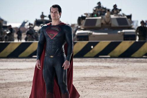L'Anglais Henry Cavill est le nouveau Superman (©Warner Bros)