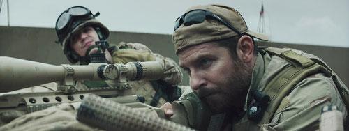 Bradley Cooper est candidat à l'Oscar du meilleur actgeur (©Warner Bros).