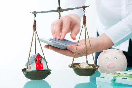 Wie viel ist Ihre Immobilie tatsächlich wert?