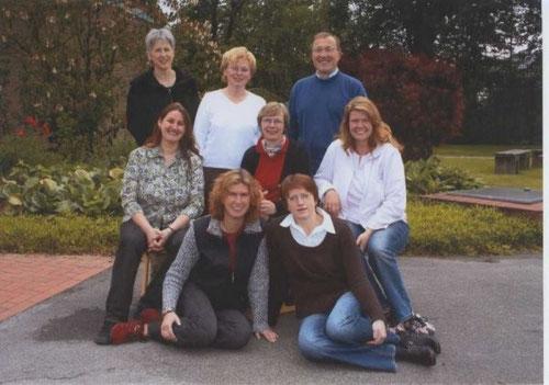 Unser Kollegium im Juni 2006