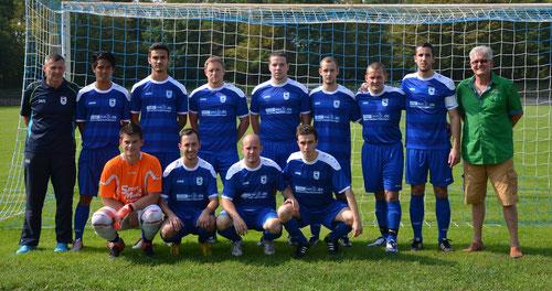 Fa. ZimmAteC sponsert TSV Wiesental