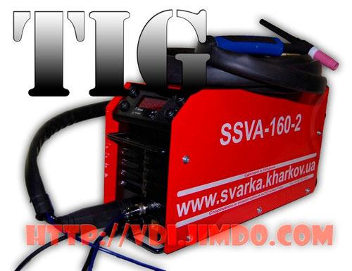 SSVA-160-2 TIG