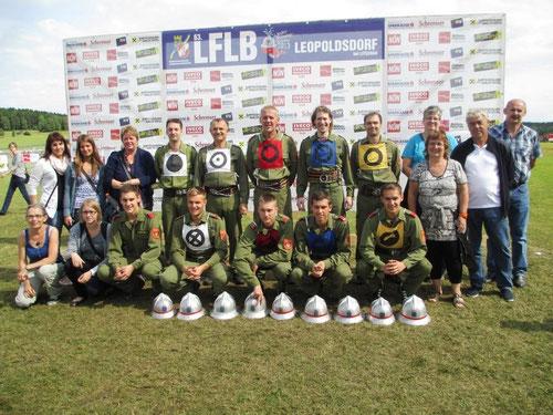 Wettkampfgruppe Zwingendorf 1