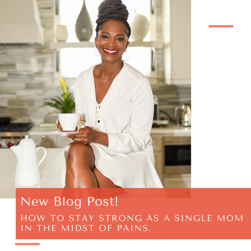 Dr. Iyabo Webzell, single motherhood