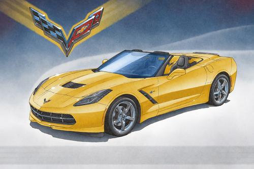 Corvette Stingray Premiere Edition 2014