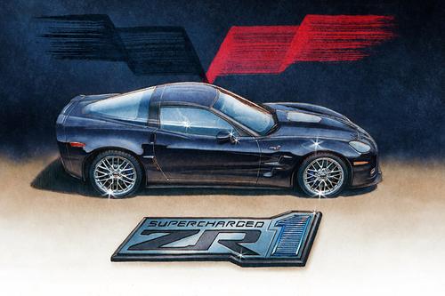 Corvette ZR-1 C6