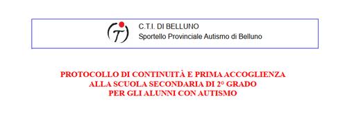 Volantino sportello provinciale autismo