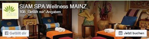 Facebook Siam Spa Wellness Mainz Gefällt mir