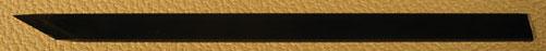 canif sans manche largeur 10 mm
