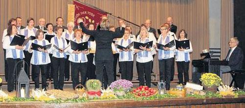 Herbstkonzert - 2013 * Leitung: Ingeborg Glöckner