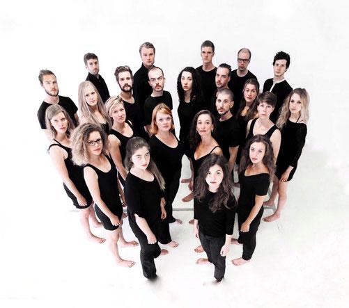 Musical Urinetown Freiburg - aufgeführt von der Good Company Freiburg