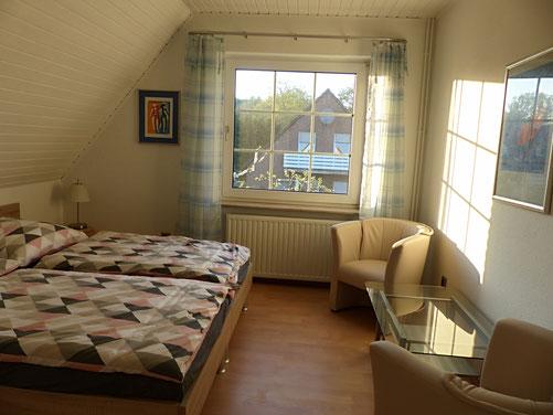 Zimmer 1, 13m², 2 Einzelbetten