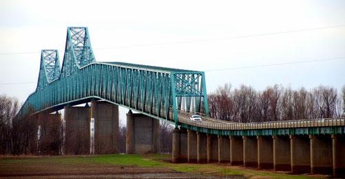Cairo Mississippi River Bridge